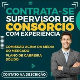 Vaga para supervisor de consórcio com experiência