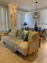 Lindo Apartamento 2 dorm Mobilado e decorado!