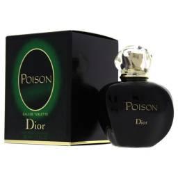 Perfume Dior Poison 50ml Eau De Toilette Importado