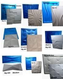Formas para fabricação placas 3D
