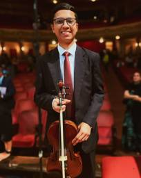 Violino para eventos??
