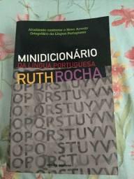 Vende-se Minidicionário Ruth Tocha - 20 reais
