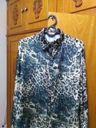 Camisa de seda, super elegante!