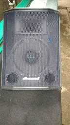 Munitor de palco ativo oneal 200 wats RMS