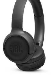 Fone De Ouvido Jbl T500bt Wireless - Preto<br><br>