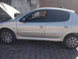Peugeot 206 ano 2004 1.4
