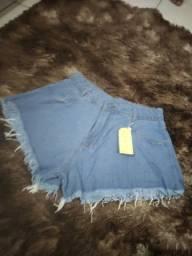 Shorts baratos novos pronto entrega  38 e 40
