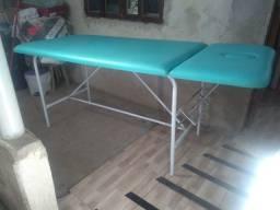 Maca Estética Massagem c/ Regulagem de Cabeça
