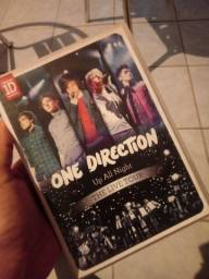 DVD ONE DIRECTION - UP ALL NIGHT THE LIVE TOUR