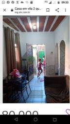 Vendo ou troco casa na vila São Rafael Pompéia