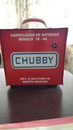 Carregador de Baterias CHUBBY