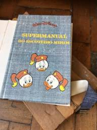 Super manual do escoteiro mirim walt  disney