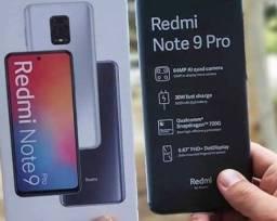 Celular Xiaomi note 9 pro 128 giga