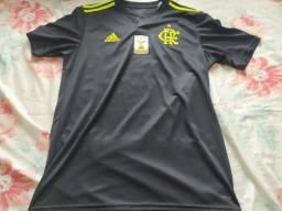 Camisa Adidas Flamengo oficial Bruno Henrique