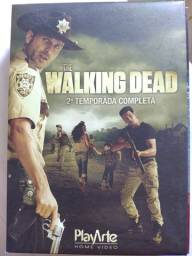 DVD BOX - The Walking Dead 2 Temporada completa