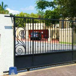Portões de correr Operamos Reformas, Manutenções, Instalações