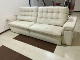 Título do anúncio: Sofá retrátil e reclinável 2 módulos,  3,00m x 1,30m