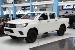 TOYOTA HILUX 2.8 4X4 CD 8V DIESEL 4P MANUAL REPASSE!!