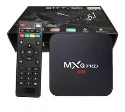 Novo tv box 128 Gb 5g pronta entrega + 30 dias