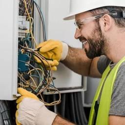 Eletricista Relógio pedido junto a Light Eletrotécnico Troca de , Fiação Elétrica