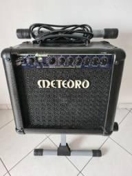 Amplificador Cubo Meteoro Absolut 20W c/ 16 Efeitos