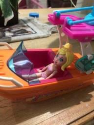 Barco Splash- Polly Pocket