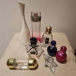 Título do anúncio: Perfumes vazios decoração