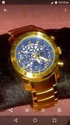 Relógio Bugare pra vender logo
