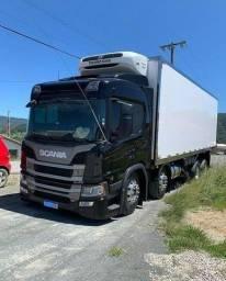Scania P310 Bitruck Baú Frigorifico Entrada de R$ 8.900,00 + parcela