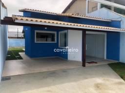 Casa com 3 dormitórios à venda, 96 m² por R$ 329.000,00 - São José do Imbassaí - Maricá/RJ