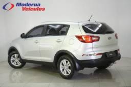 SPORTAGE 2010/2011 2.0 LX 4X2 16V GASOLINA 4P MANUAL