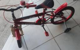 Bicicletas novas aro 16