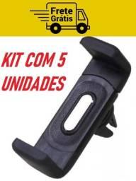 Título do anúncio: Suporte Celular Veicular Carro GPS Ar Condicionado (Frete GRÁTIS)