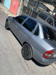 Corsa 2000 com gnv no documento