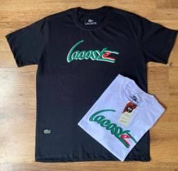 Camiseta lacoste - Primeira linha - Atacado e varejo