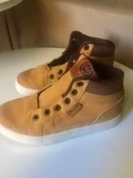 Título do anúncio: Sapato masculino infantil - Bazar da kelly