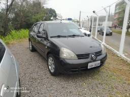 Título do anúncio: Clio Sedan Expression 1.0 2008 (4 mil abaixo da Fipe)