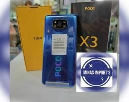 Pocophone x3 - 64&128gb Xaomi