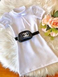 Título do anúncio: Vestido com bolsa Chanel #678