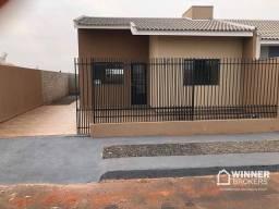 Casa com 2 dormitórios à venda, 57 m² por R$ 155.000,00 - Monte Cristo - Mandaguaçu/PR