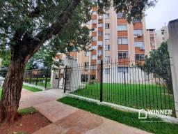 Apartamento para alugar, 86 m² por R$ 1.200,00/mês - Vila Marumby - Maringá/PR