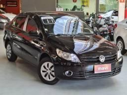 Volkswagen Voyage 2011 1.0 Total Flex completo novissímo com baixa km
