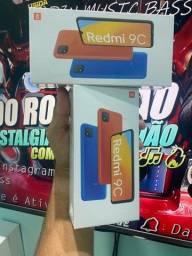 XIAOMI REDMI 9C 64GB TELA 6.53 novos disponíveis