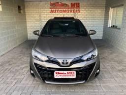 Título do anúncio: Toyota Yaris XLS 1.5 2020 KM 13800