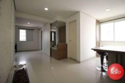 Apartamento para alugar com 1 dormitórios em Centro, Santo andré cod:226247