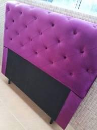 Cabeceira para cama box 270 reais