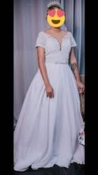 Vestido de noiva Bárbara Melo