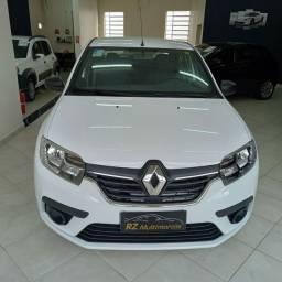Renault Logan Life 1.0 Flex  -  **0 KM**
