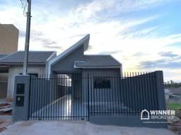 Casa com 2 dormitórios à venda, 63 m² por R$ 160.000,00 - Jardim Paraiso - Mandaguaçu/PR