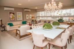 Apartamento com 3 dormitórios à venda, 173 m² por R$ 1.400.000,00 - Setor Bueno - Goiânia/